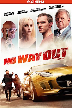 no way out affiche film