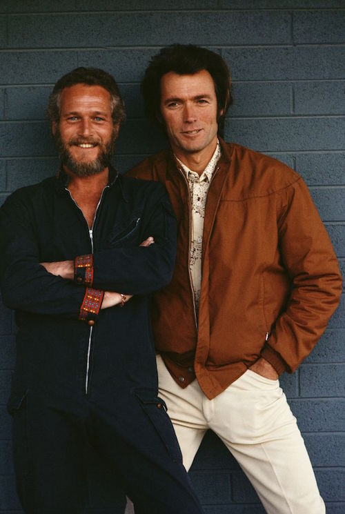 paul newman clint eastwood