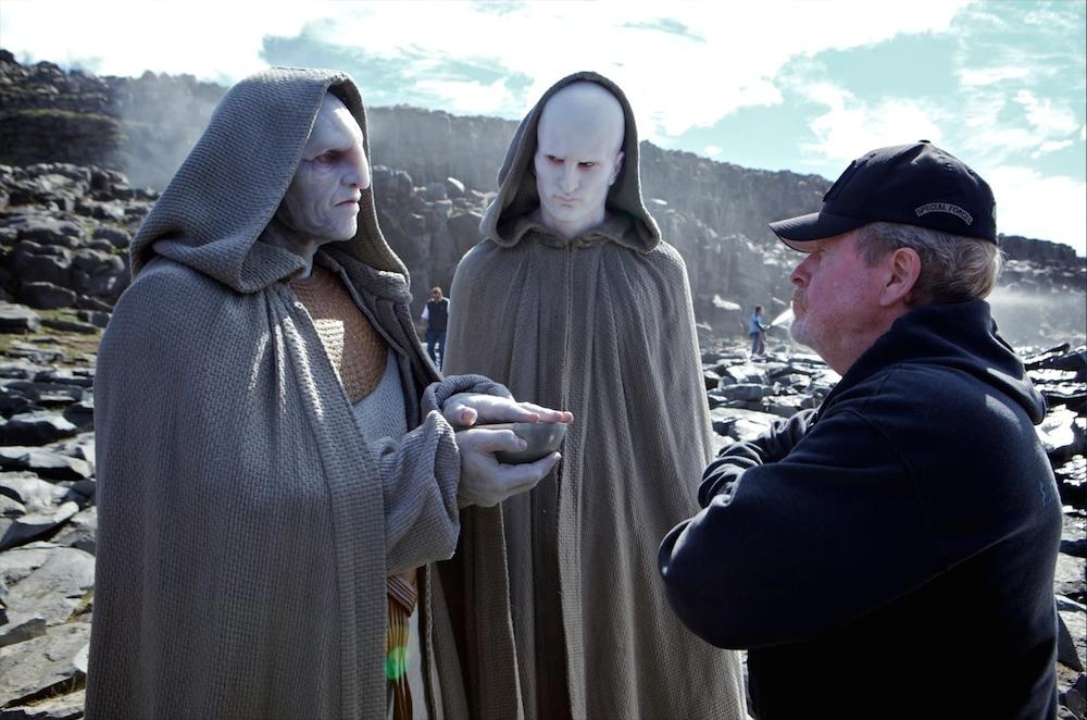 Elder Engineer & Ridley Scott