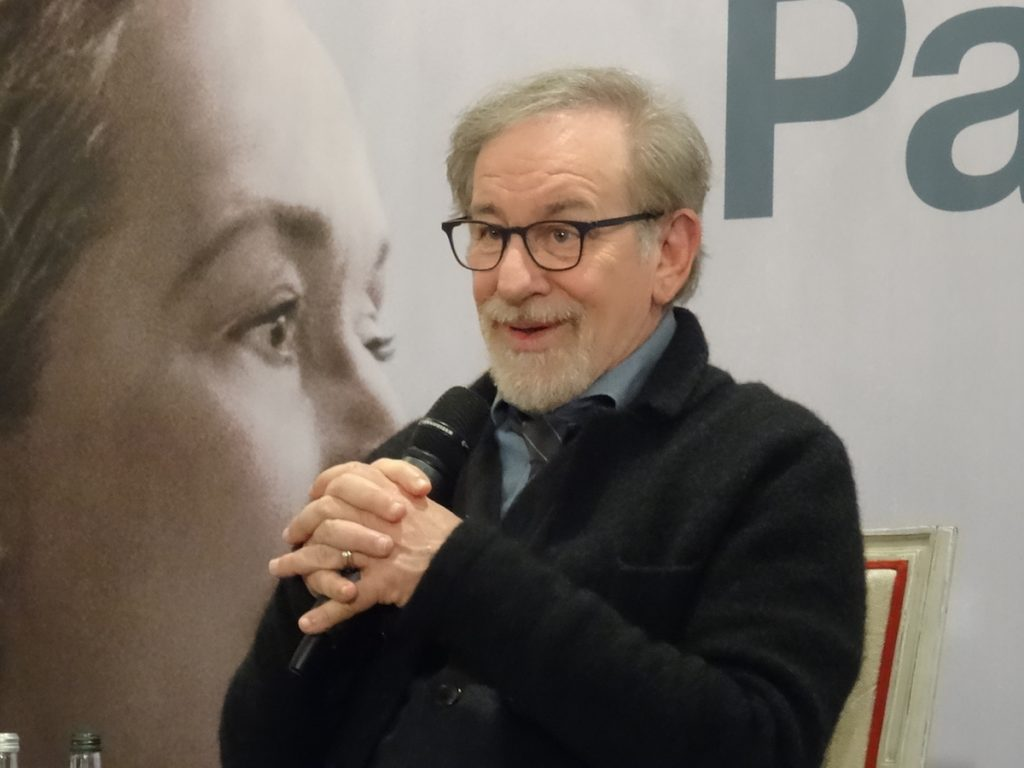 steven spielberg interview essay Steven spielberg name steven allen  in an afi interview in august 2000 spielberg commented on  this essay makes the case that spielberg has deployed.