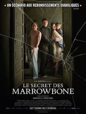 """Résultat de recherche d'images pour """"LE SECRET DES MARROWBONE film blog"""""""