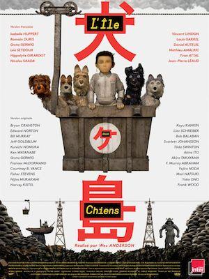 """Résultat de recherche d'images pour """"L'ÎLE AUX CHIENS film blog"""""""