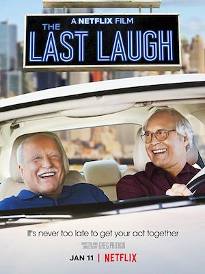 b09aa5a6b95798 JUSTE POUR RIRE de Greg Pritikin   la critique du film  Netflix