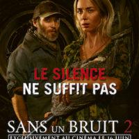 SANS UN BRUIT 2 de John Krasinski : la critique du film