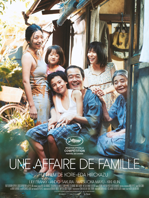 """Résultat de recherche d'images pour """"UNE AFFAIRE DE FAMILLE film blog Kore-Eda"""""""