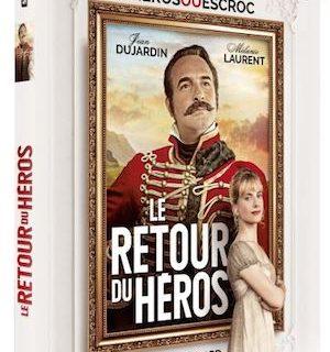 Sortie dvd mondocin for Dujardin retour du heros