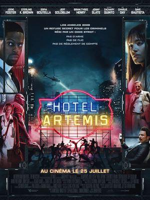 """Résultat de recherche d'images pour """"HOTEL ARTEMIS film blog"""""""
