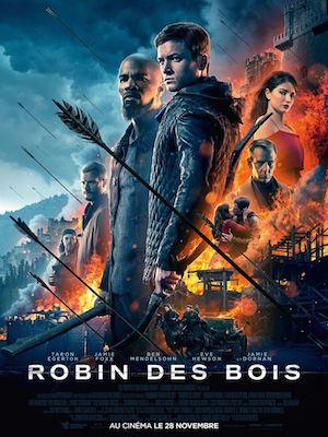 """Résultat de recherche d'images pour """"Robin des bois film blog 2018"""""""