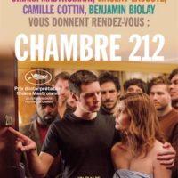 CHAMBRE 212 de Christophe Honoré : la critique du film
